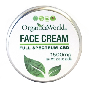 Face Cream 1500mg, 2.8oz